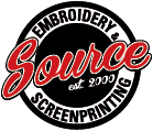 Source Embroidery Logo